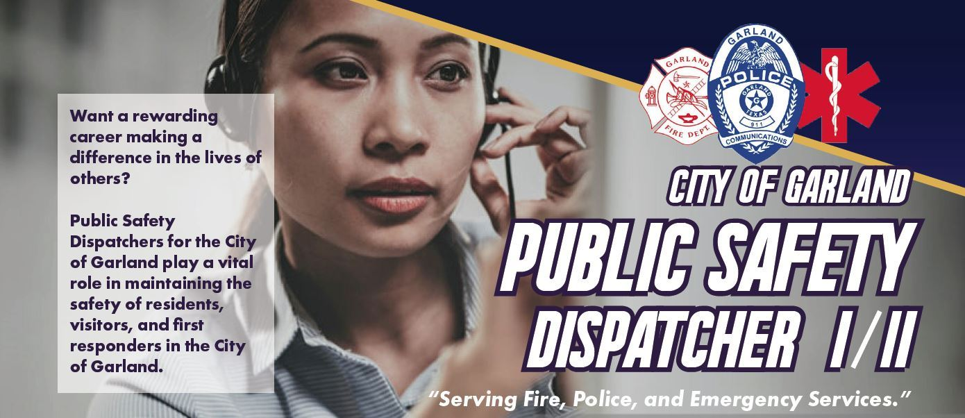 Picture of Public Safety Dispatcher